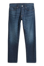 Straight Regular Jeans - Denim blue - Men | H&M 2