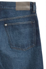 Straight Regular Jeans - Denim blue - Men | H&M 3