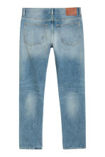 Straight Jeans - Blue washed out - Men | H&M 4