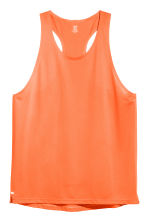 Ultra-light running vest - Orange - Men | H&M 2
