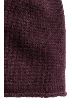 Berretto in cashmere - Bordeaux -  | H&M IT 2
