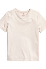 2-pack T-shirts - Burgundy -  | H&M CA 4