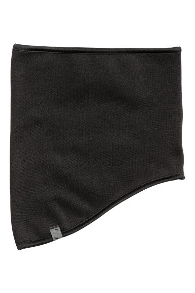 Tube scarf in fleece - Black - Men | H&M CN