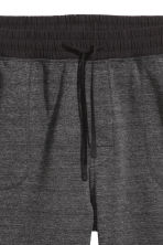 Pyjama shorts - Dark grey - Men | H&M 2