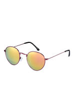 Sunglasses - Red/Yellow - Men | H&M 1