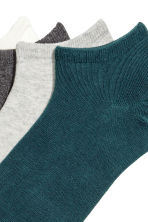 7-pack trainer socks - Blue/Petrol - Men | H&M 2