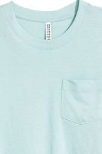 Cropped T-shirt - Mint - Ladies | H&M 3