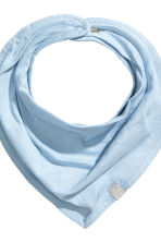 Lot de 6 foulards - Bleu clair -  | H&M FR 3