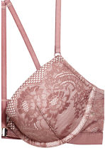 Reggiseno push-up in pizzo - Erica - DONNA | H&M IT 3
