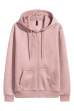 Hooded jacket - Old rose - Men | H&M CN 2