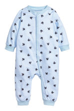 2-pack all-in-one pyjamas - Light blue/Mickey Mouse -  | H&M 2
