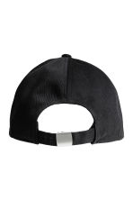 Cotton cap - Black - Ladies | H&M 2