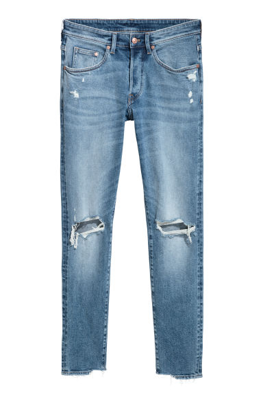 Trashed Skinny Jeans Модел
