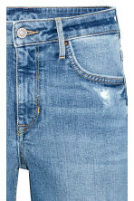 Straight High Ankle Jeans - Denim blue - Ladies | H&M 5