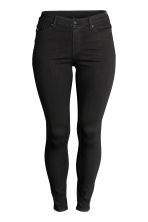 H&M+ Shaping Skinny Jeans - Black - Ladies | H&M CN 2