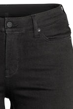 H&M+ Shaping Skinny Jeans - Black - Ladies | H&M CN 4