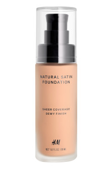 Liquid foundation