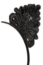 Alice band with ears - Black - Ladies | H&M IE 2