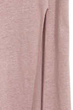 Long T-shirt - Dusky pink - Ladies | H&M 3