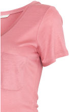 MAMA Jersey top - Pink - Ladies | H&M 2
