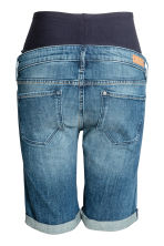 MAMA Denim shorts - Denim blue - Ladies | H&M CA 3