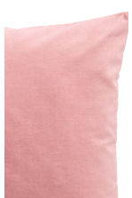 Copricuscino in velluto - Rosa nebbia - HOME | H&M IT 2
