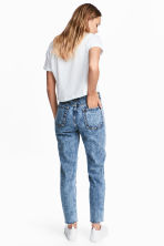 Vintage High Ankle Jeans - Denim blue - Ladies | H&M CA 5