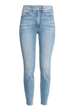 Vintage High Ankle Jeans - Light denim blue - Ladies | H&M 2
