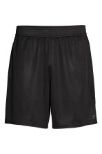 Sports shorts - Black - Men | H&M 2