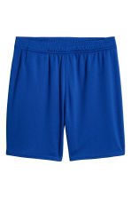Sports shorts - Cornflower blue - Men | H&M CA 2