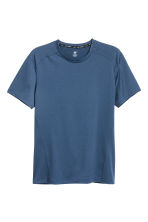 Sports top - Blue marl - Men | H&M CN 2
