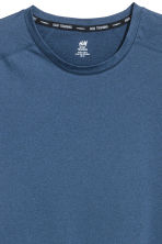 Sports top - Blue marl - Men | H&M CN 3