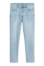 Slim Low Jeans - Light denim blue - Men | H&M 2