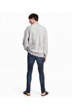Slim Jeans - Dark blue - Men | H&M CN 3