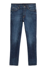 Slim Jeans - Dark blue - Men | H&M CN 2