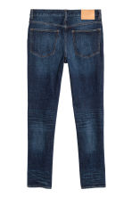Slim Jeans - Dark blue - Men | H&M CN 4