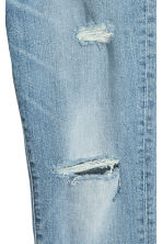 Slim Low Jeans - Denim blue -  | H&M 6