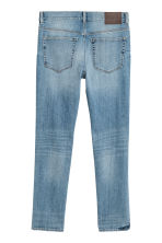 Slim Low Jeans - Denim blue -  | H&M 4
