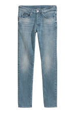 Skinny Low Jeans - Denim blue - Men | H&M 2
