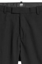 Suit trousers Skinny fit - Black - Men | H&M CA 4