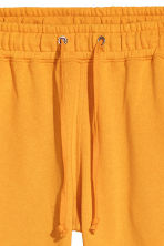 Sweatshirt shorts - Yellow - Men | H&M 2