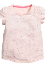 2-pack jersey pyjamas - Powder pink - Kids | H&M CN 6