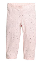 2-pack jersey pyjamas - Powder pink -  | H&M 3