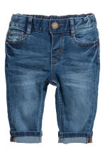 Jeans Slim fit - Denim blue -  | H&M 1