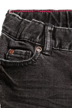 Jeans Slim fit  - Black washed out - Kids | H&M 3