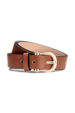 Narrow belt - Brown - Ladies | H&M 1