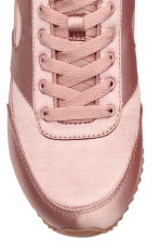 Trainers - Rose gold-coloured - Ladies | H&M 3