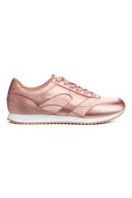 Trainers - Rose gold - Ladies | H&M 1