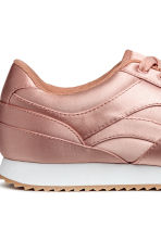 Trainers - Rose gold-coloured - Ladies | H&M 4