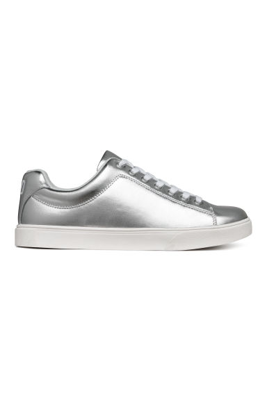 Trainers - Silver-coloured - Ladies | H&M 1